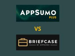 AppSumo Plus vs AppSumo Briefcase
