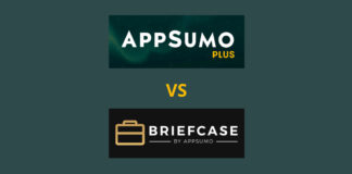 AppSumo Plus vs AppSumo Briefcase