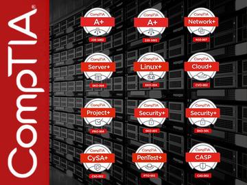 The 2021 Complete CompTIA Certification Prep Super Bundle