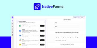 NativeForms
